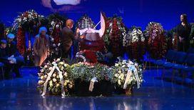 В театре имени Моссовета простились с Сергеем Юрским
