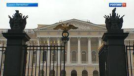 В Русском музее реставрируют картины, пострадавшие во время протечек кровли
