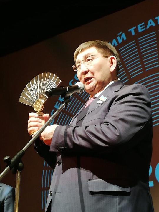 Чукотка передает театральную эстафету Якутии