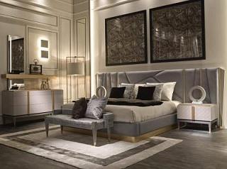 Итальянские спальни в магазине Элит-Мебель