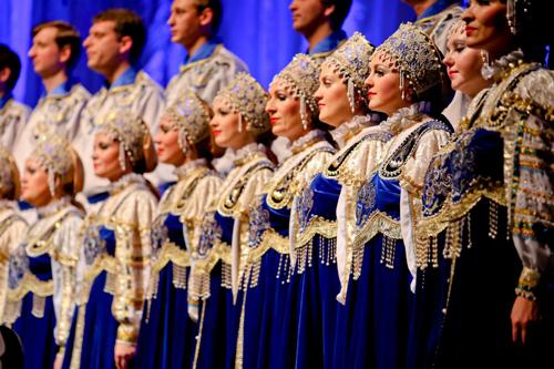 Сибирский народный хор отметит 75-летие масштабными гастролями