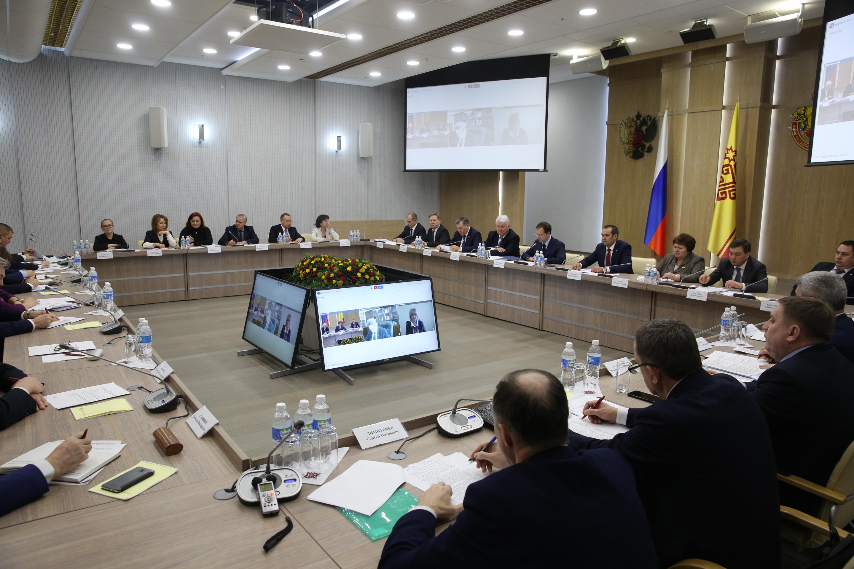 Владимир Мединский внес инициативу сделать кинокомиссию, которая будет помочь популяризации Чувашс