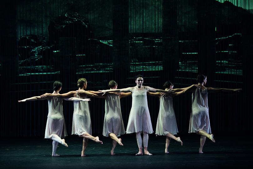 """Экспозиция костюмов """" Импресарио. Траектория танца """" открылась в Бахрушинском музее"""