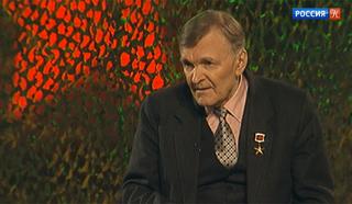 Писателю и сценаристу Юрию Бондареву исполняется 95 лет
