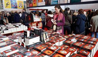 В Париже открылся Международный книжный салон
