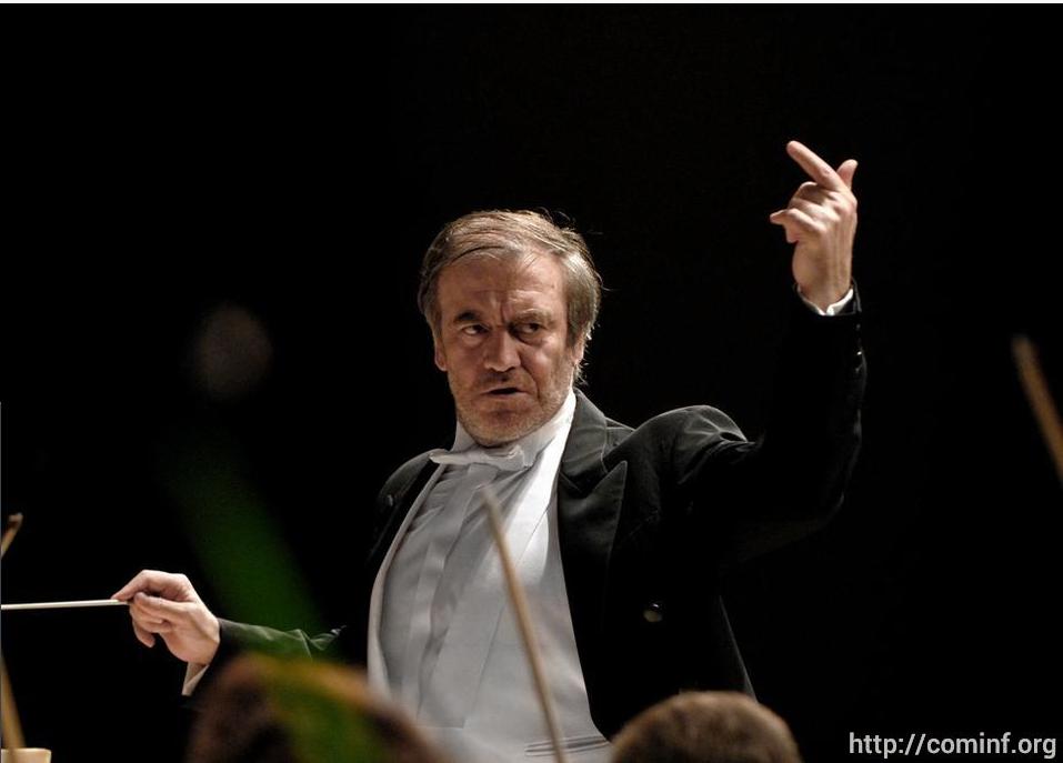 """Валерий Гергиев и Мюнхенский филармонический оркестр представят премьеру """" Transitus III """" Вольфганга"""