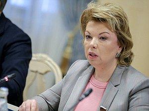 Елена Ямпольская: Правительство поддерживает проект закона, облегчающий систему госзакупок в сфере ку