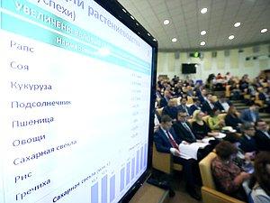 Виктор Кидяев: доктрина продовольственной безопасности должна включать наказание за фальсификат