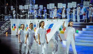 Владимир Путин направил приветствие участникам молодежных Дельфийских игр