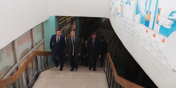 В Екатеринбурге принято заключение о софинансировании капремонта цирка Министерством культуры РФ