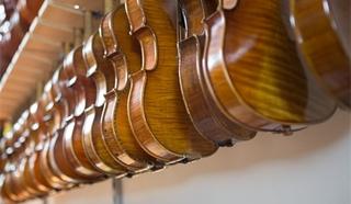 На конкурсе в Брюсселе Россию представят шесть скрипачей