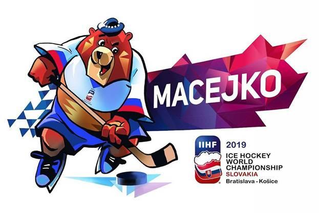 Чемпионат Мира по хоккею 2019 г.