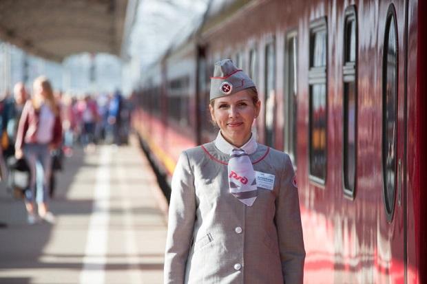 О событиях Великой Отечественной войны расскажут пассажирам поездов