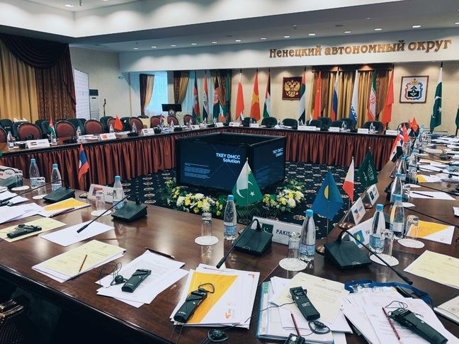 Парламентариям из 42 стран на АПА-2019 Tkeycoin продемонстрировала группа IT-компаний TKEY