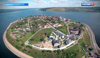 Успенский Собор в Свияжске после 10 лет реставрации вновь открыт для посетителей