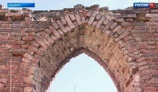 В Царском селе планируют восстановить здание Китайского театра