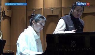 """В Казахстане проходит Международный фестиваль классической музыки """"Astana Piano Passion"""""""