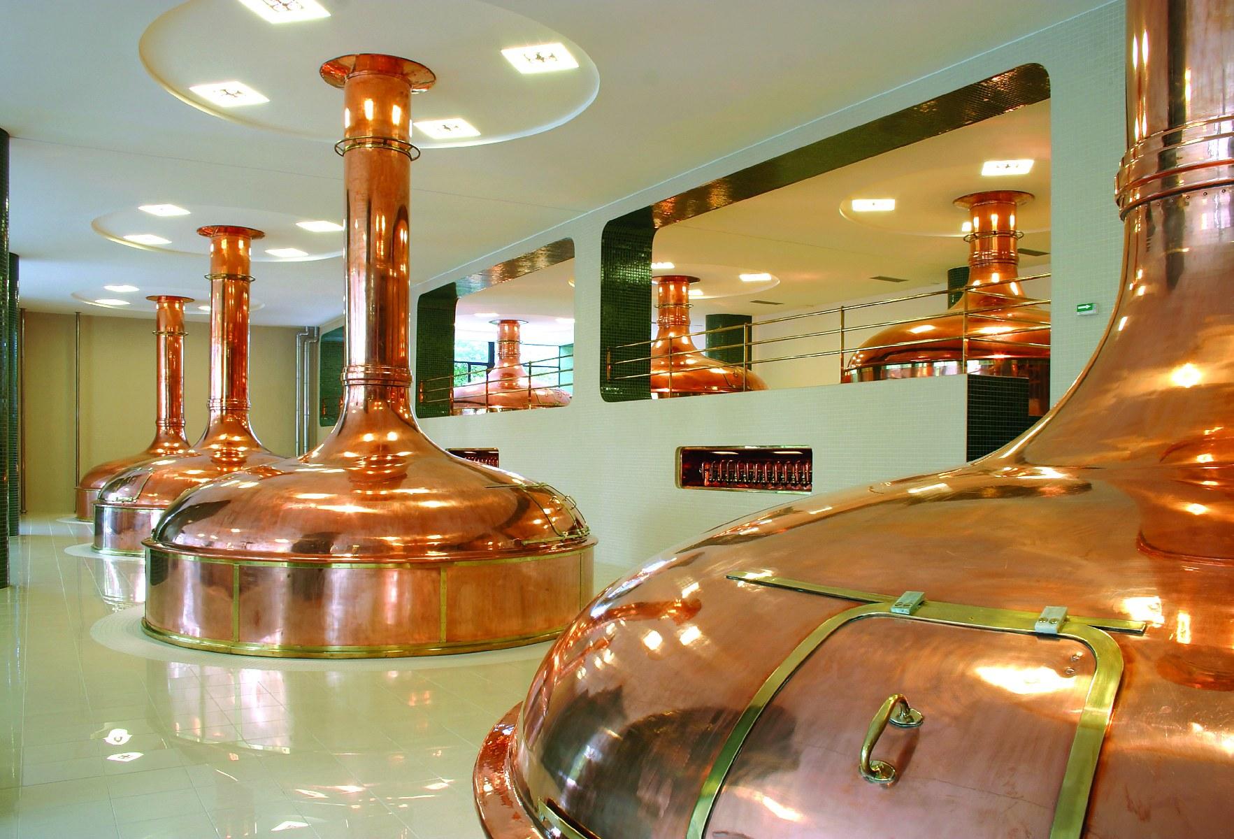 завод пива на розлив