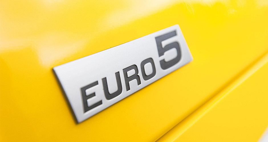 оформить сертификат евро 5