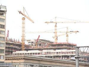 ГД приняла в первом чтении законопроекты о защите дольщиков