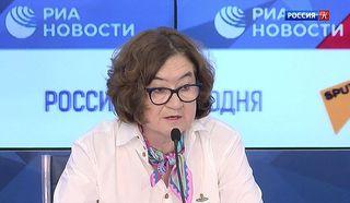 Зельфира Трегулова рассказала о реконструкции здания Третьяковской галереи на Крымском валу