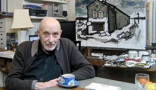 Работы Оскара Рабина представят на выставке в Париже