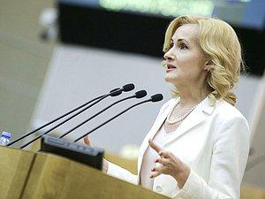 Ирина Яровая внесла проект закона по поддержке садоводов и дачников