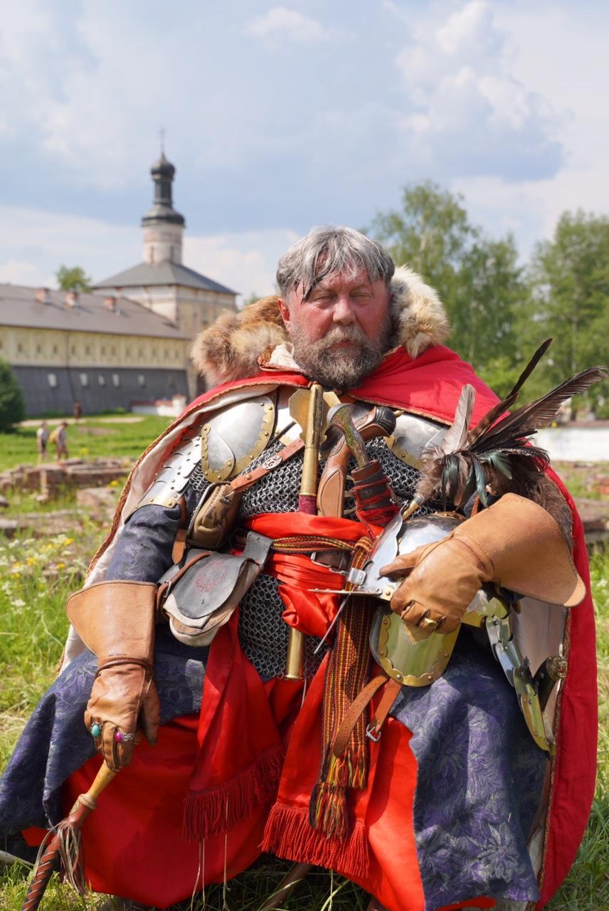 В Кирилло-Белозерском музее-заповеднике открылись два фестиваля