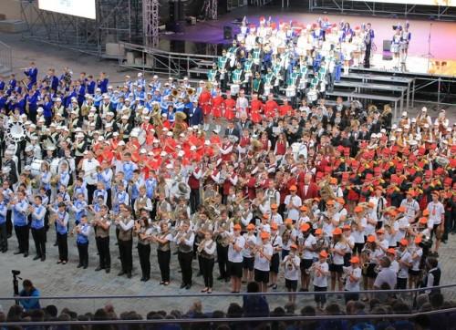 Фестиваль детских духовых оркестров России
