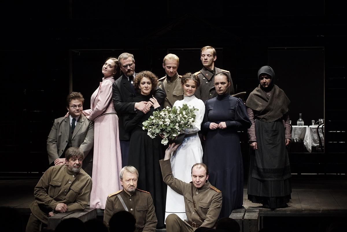 Малый драматический Театр - Театр Европы открывает гастроли в Лондоне