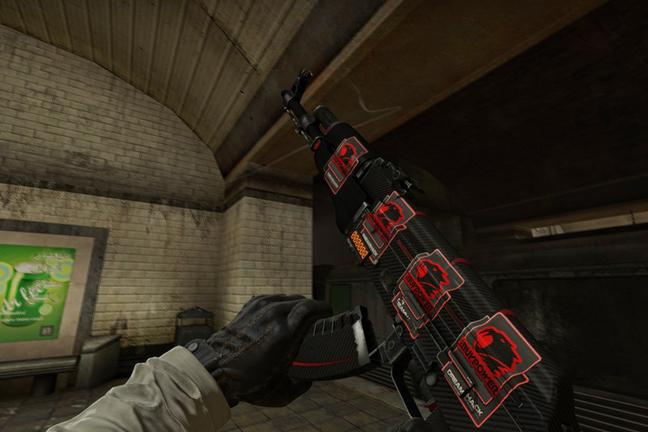 Как геймер может заработать, продавая вещи с Counter-Strike