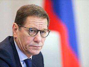 Александр Жуков поведал о планах народных избранников на текущую пленарную неделю