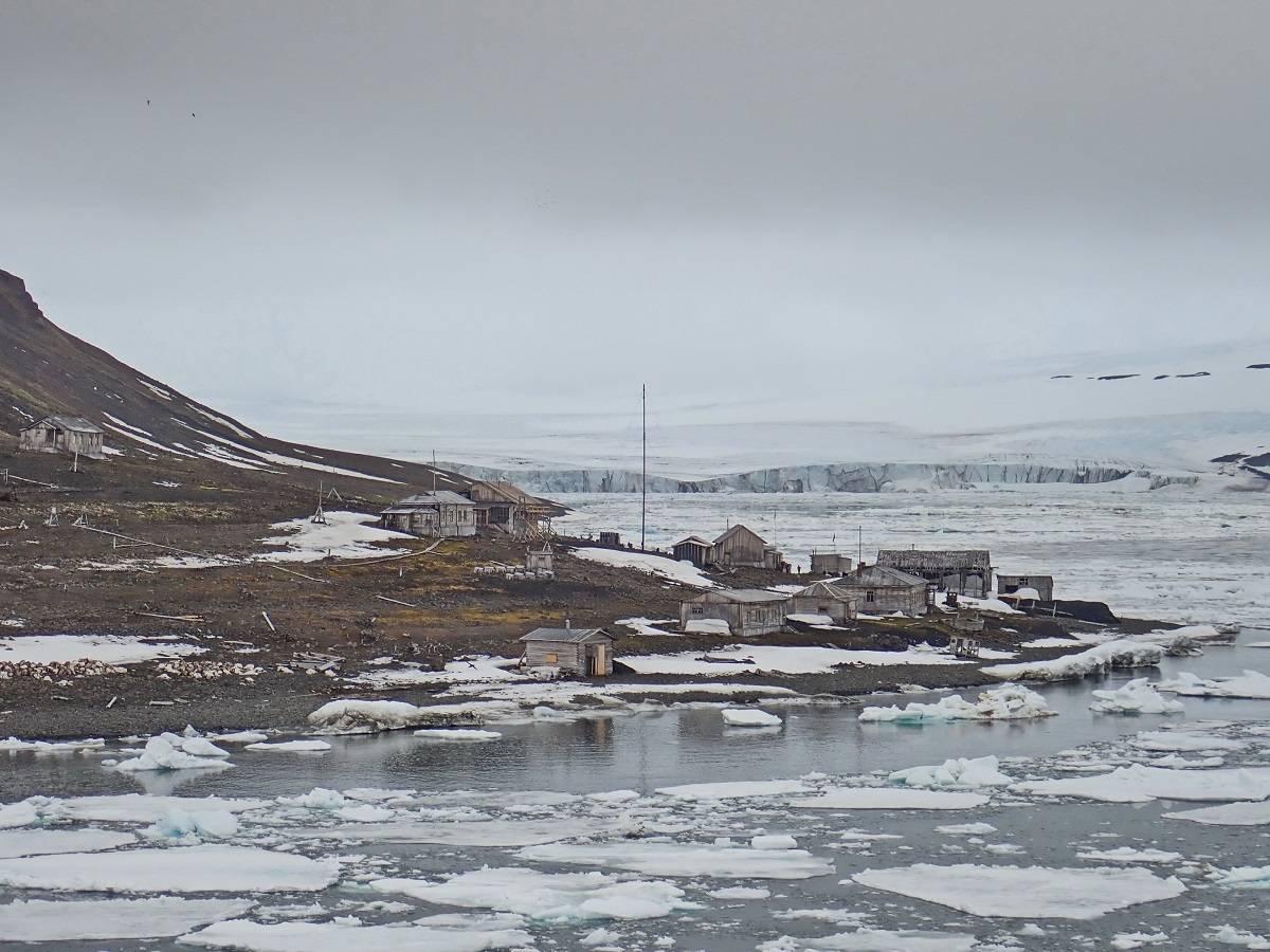 Стартовала экспедиция для создания самого северного в мире музея