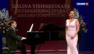 В Москве открылся VII Международный конкурс оперных артистов Галины Вишневской