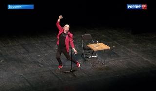 Участники Платоновского фестиваля - Лев Додин и Константин Райкин