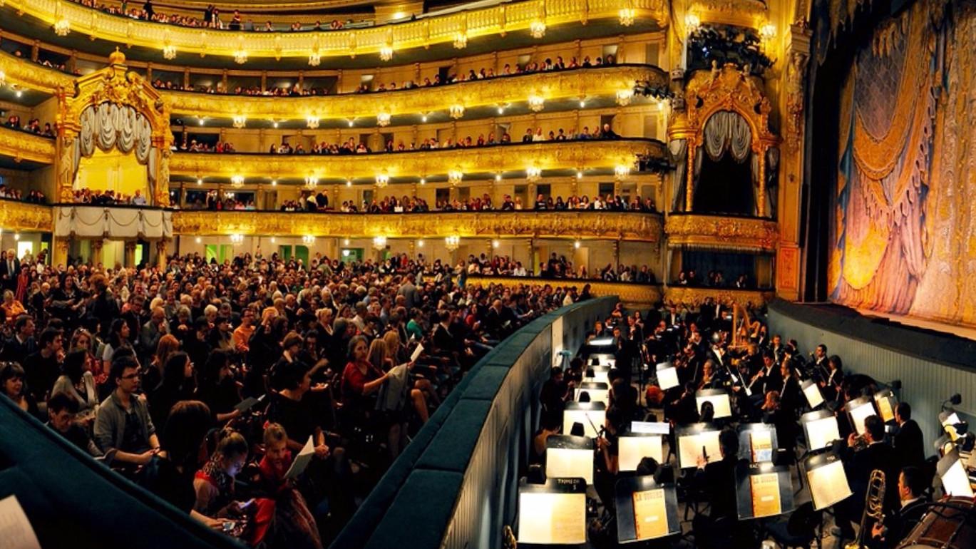 В Концертном зале Мариинского Театра выступит Оркестр Театра Карло Феличе
