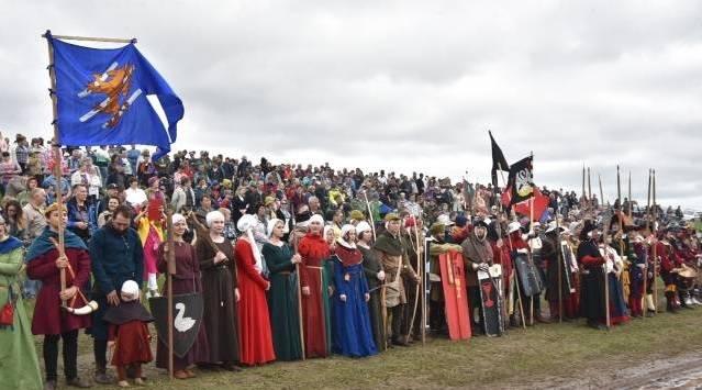 Интернациональный военно-исторический фестиваль