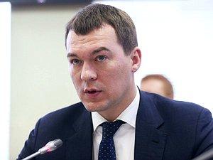 Михаил Дегтярев: проект закона о фитнес-центрах подготовлен к принятию во 2-м чтении