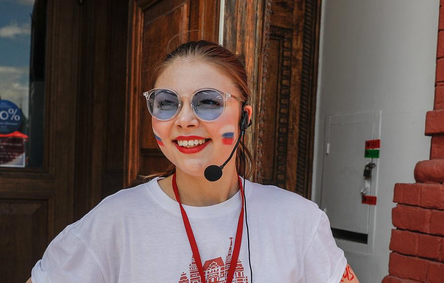 """Базу из тысячи волонтеров предполагают сделать в Амурской области в процессе реализации нацпроекта """" Культур"""