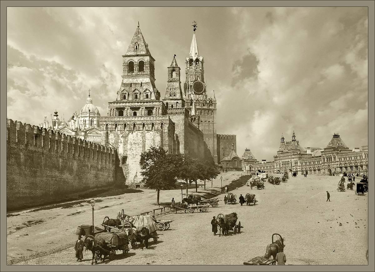 Уникальные фотографии Кремля представят в музее РВИО