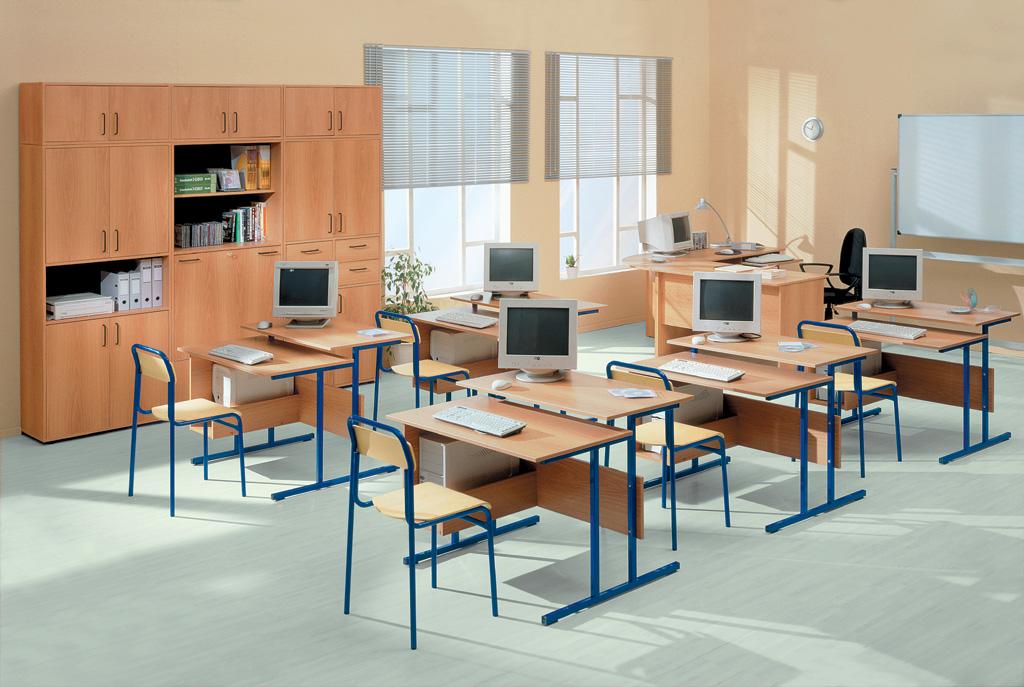 Какое оборудование используется в современных школах