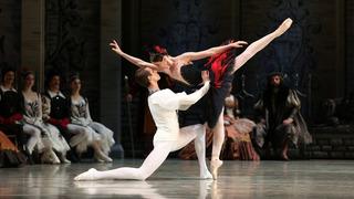 Новосибирский театр оперы и балета с гастролями в Москве