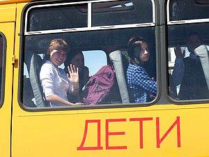 Вячеслав Володин: отправляя дитя в кемпинг, родители смогут протестировать надежность организатора отды