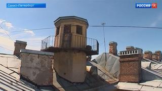 В Петербурге продолжается спор об экскурсиях по крышам