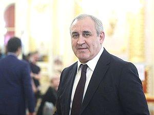 Сергей Неверов засвидетельствовал свое почтение шахтеров с профессиональным праздником