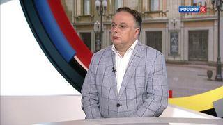 Интервью с директором Театра имени Вахтангова Кириллом Кроком