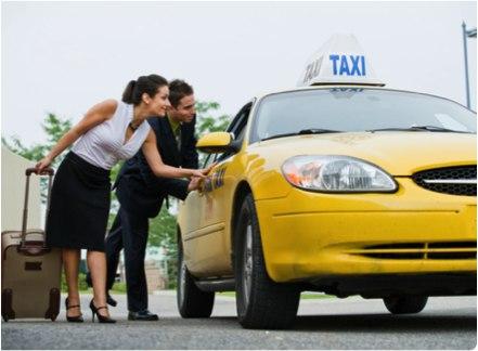 Московские такси