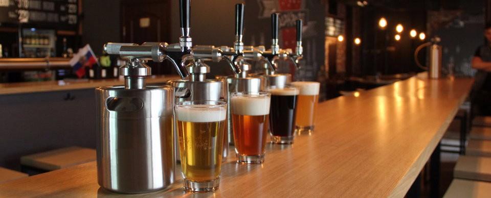 разливное крафтовое пиво оптом в кегах