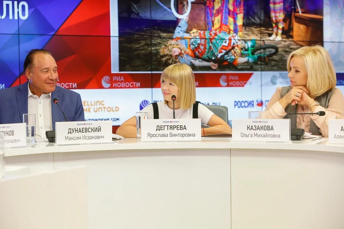 II интернациональный Большой детский фестиваль стартует 13 октября