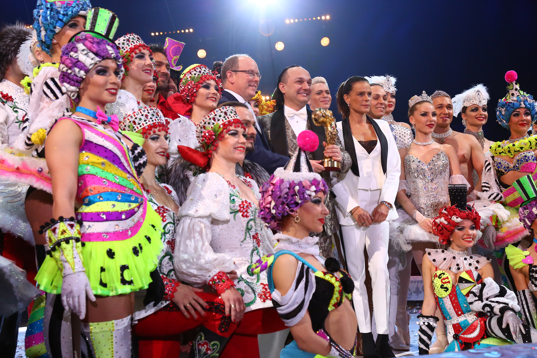 Итоги интернационального молодежного фестиваля-конкурса циркового искусства подвели в Московском цирке Н